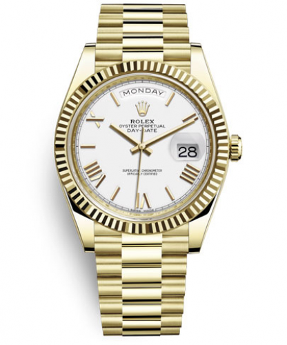 DAY-DATE 40 (GOLD)