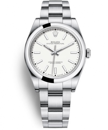 Oyster Perpetual 39 (Oystersteel)