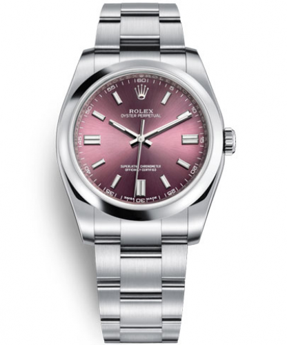 Oyster Perpetual 36 (Oystersteel)