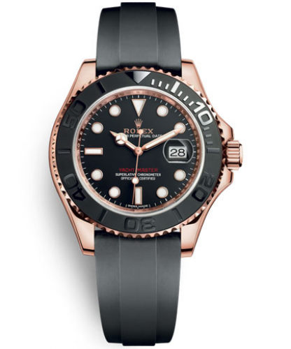 Yacht-Master 40 (Everose gold)