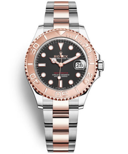 Yacht-Master 37 (Everose Rolesor)