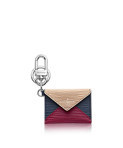 ENVELOPPE BAG CHARM & KEY HOLDER