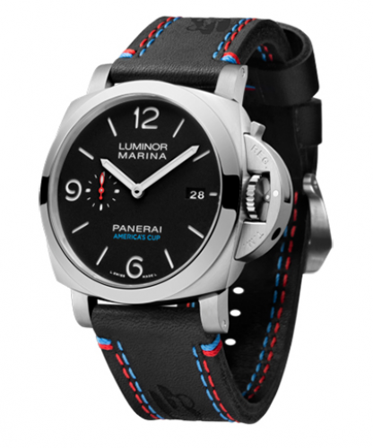 LUMINOR MARINA 1950 AMERICA'S CUP 3 DAYS AUTOMATIC ACCIAIO - 44MM