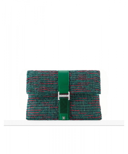Clutch : GREEN, RED & BLUE