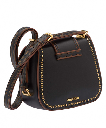 Lux Madras goat leather and Soft Calf leather